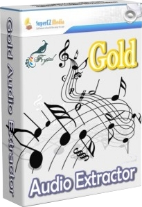 Gold Audio Extractor