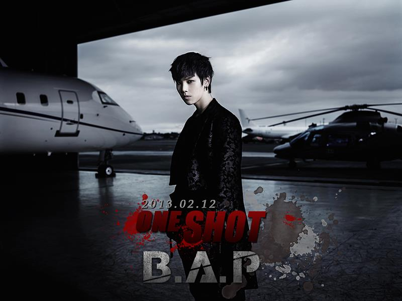 K-POP: B.A.P - One Shot (Photoshoot) Part. 1