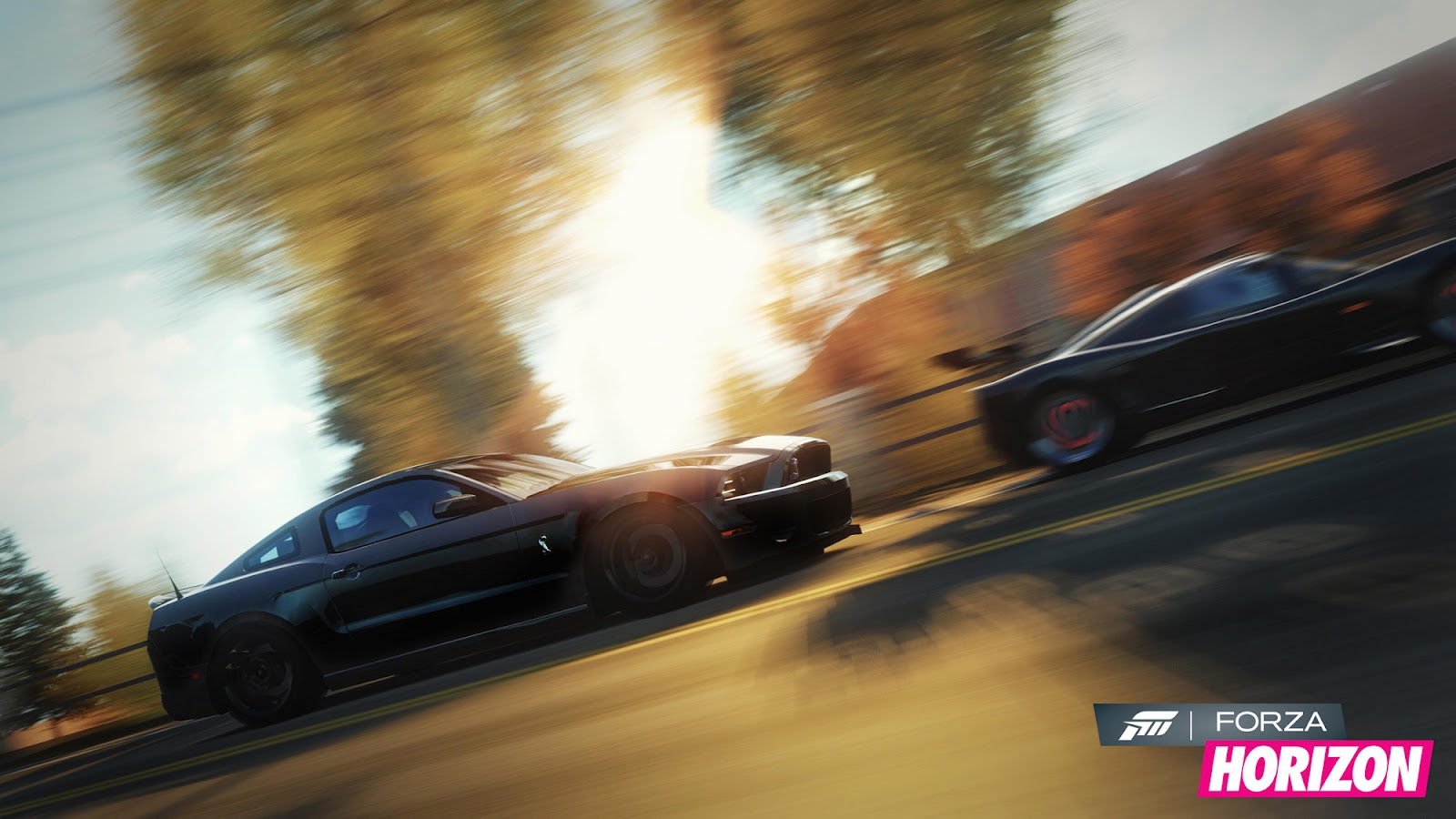 Forza Horizon HD & Widescreen Wallpaper 0.520340521833669