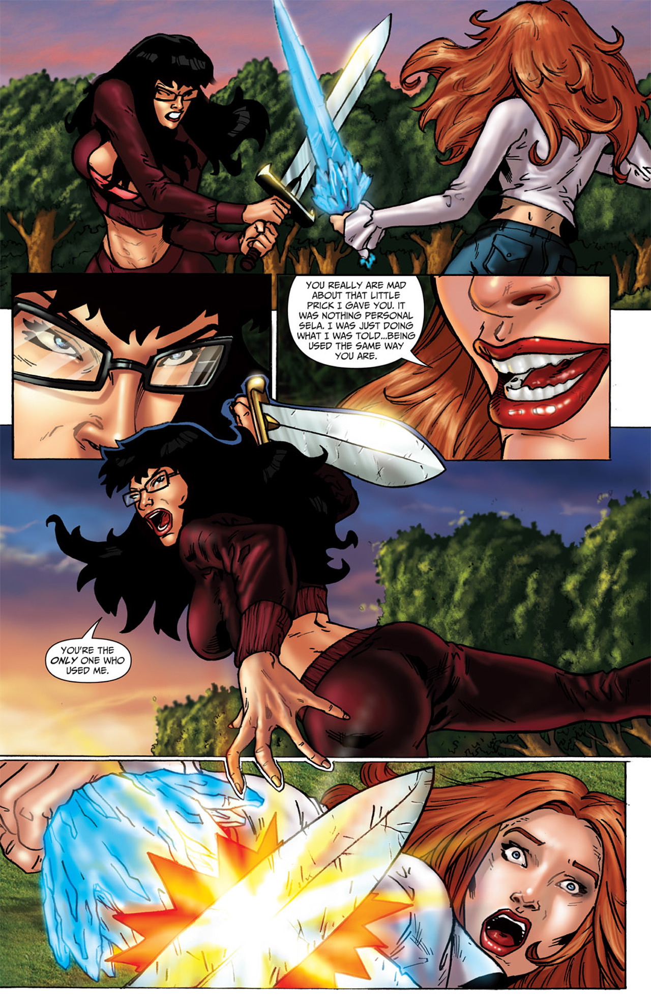 Grimm Fairy Tales (2005) Issue #43 #46 - English 18