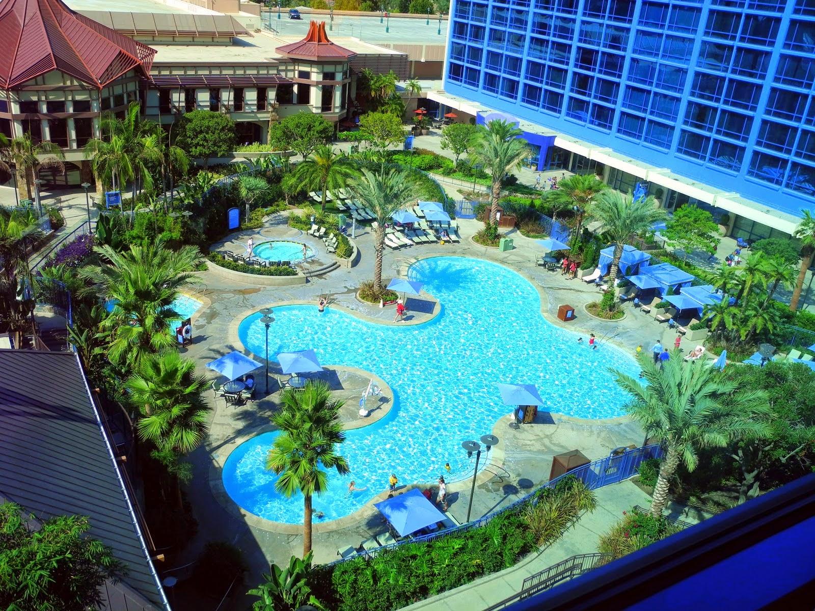 Disneyland Hotels Information