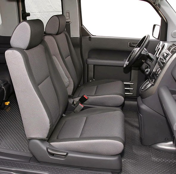 Honda element seat covers IMAGE