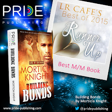 LRC Runner Up: Building Bonds - Best MM Book