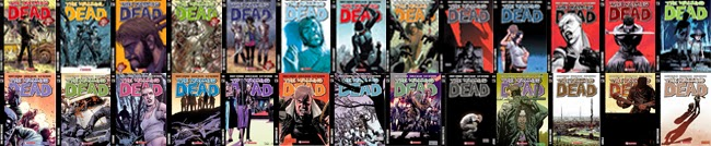 saldapress the walking dead covers copertine edizione economica charlie adlard robert kirkman