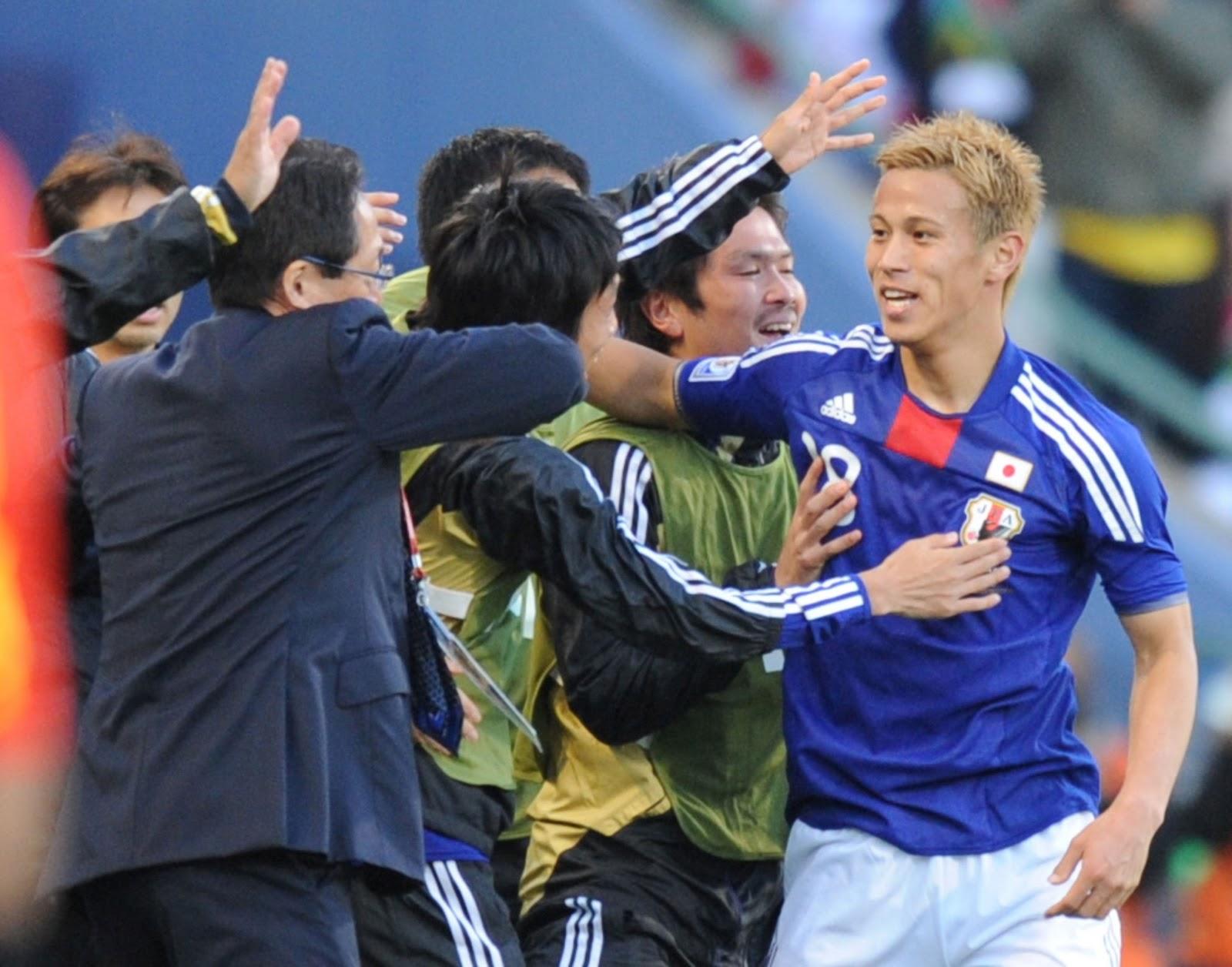 Debut Keisuke Honda Bareng Kamboja Berakhir Kekalahan Memalukan