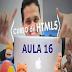 [Aula 16] Curso HTML5 grátis - Cabeçalho em CSS3