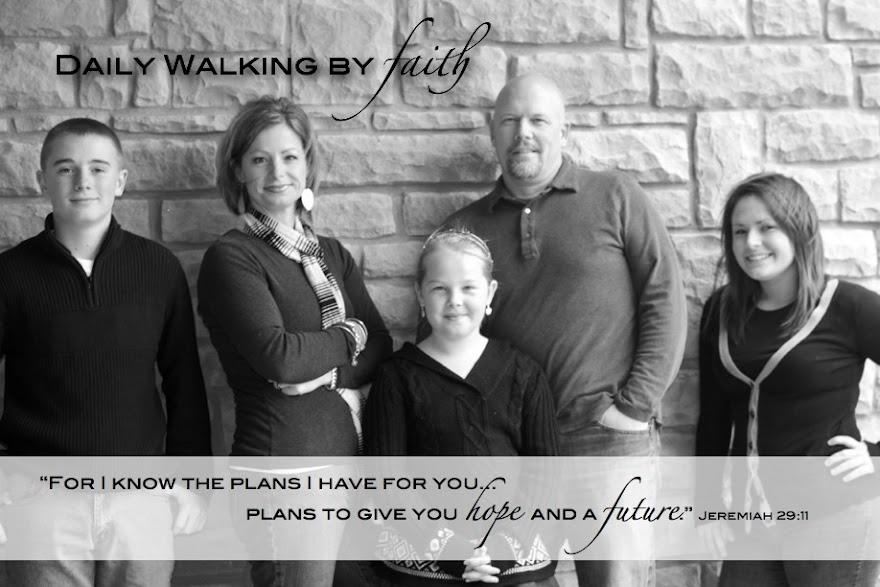 Daily Walking by Faith