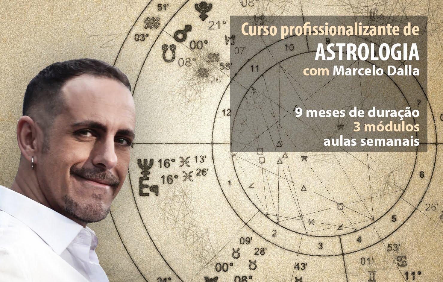 CURSO PROFISSIONALIZANTE DE ASTROLOGIA