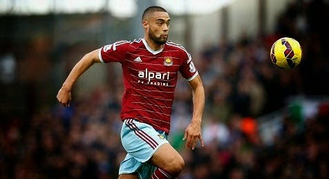 Tottenham set to sign Winston Reid