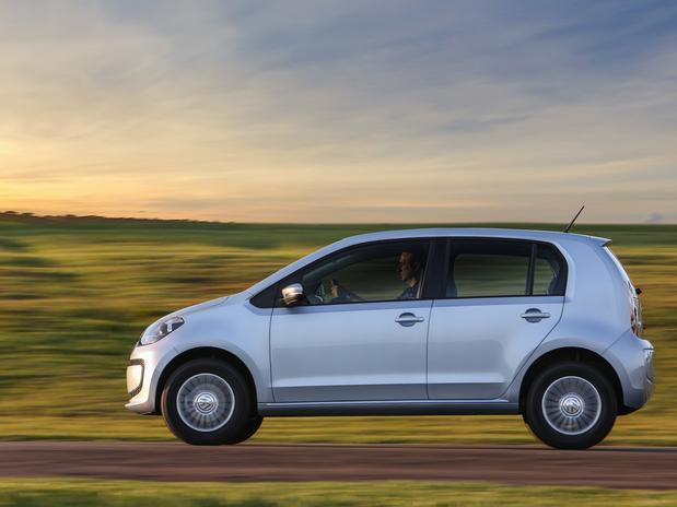 Volkswagen up! - versão intermediária Move-up!
