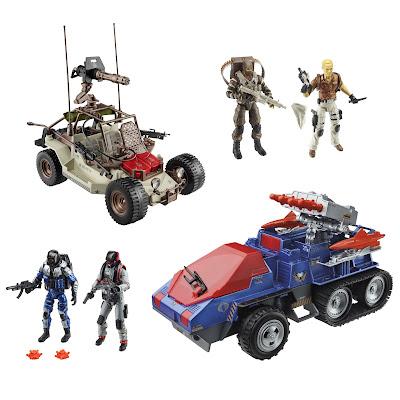 "San Diego Comic-Con 2015 Exclusive G.I. Joe ""Desert Duel"" Box Set"