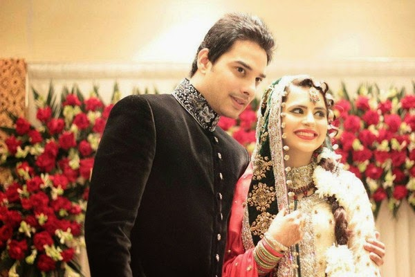 Fatima Effendi Wedding Pictures [Prettiest Couple Of ...