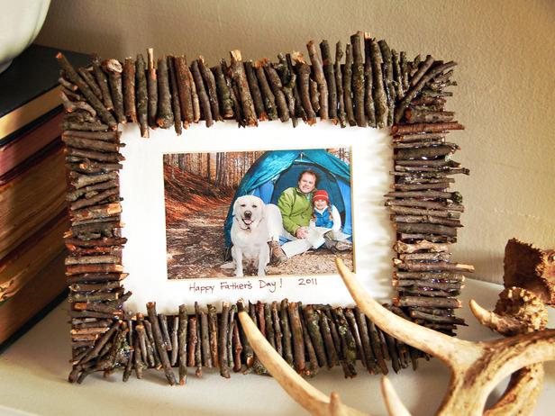 Aprenda A Fazer Porta Retratos Reciclados Pra Gente Mi Da