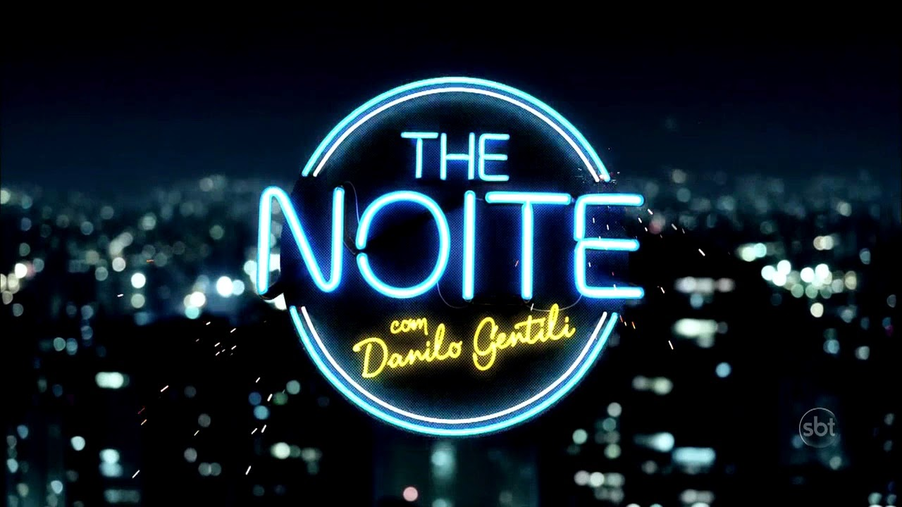 Download - The Noite : Jéssica Andrade (08/04/2014)