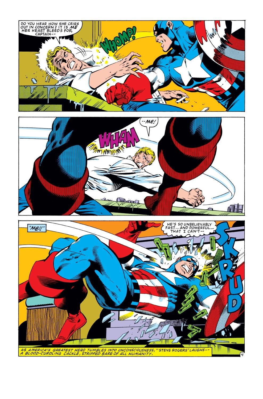 Captain America (1968) Issue #279 #195 - English 5