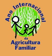 2014  ANO INTERNACIONAL DA AGRICULTURA FAMILIAR (AIAF)