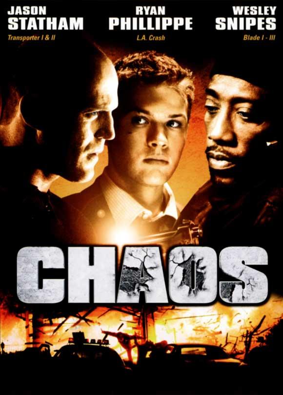 Ticker Talks Film: Chaos Ryan Phillippe Movies
