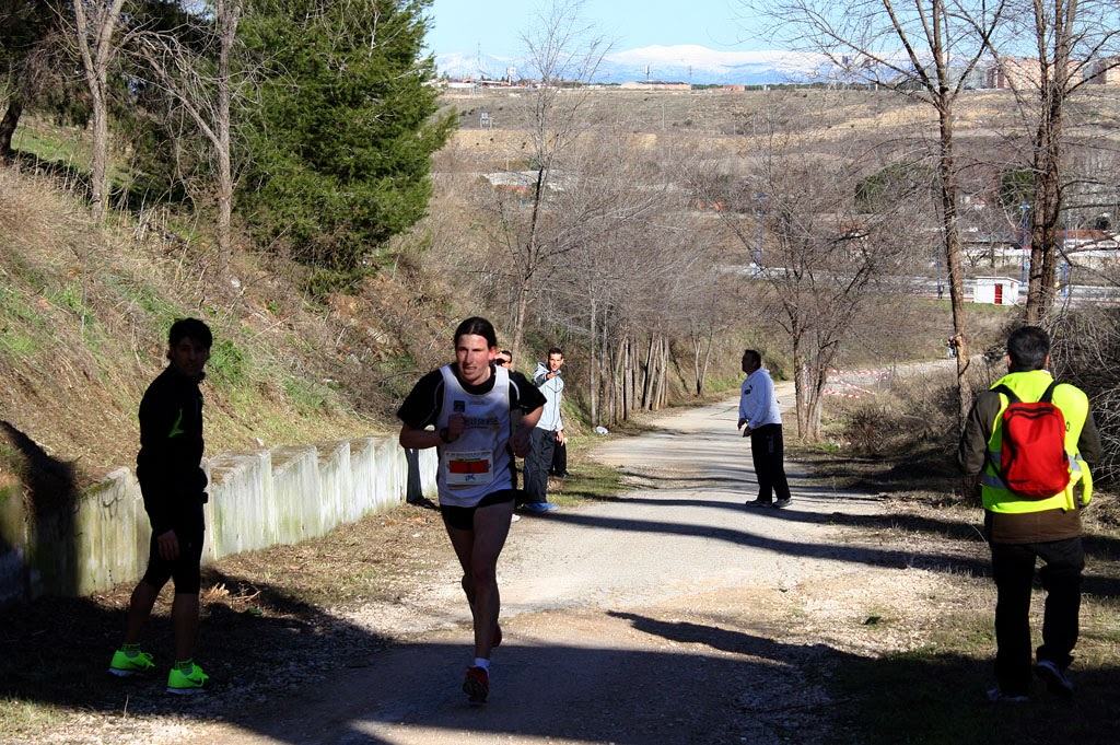 Leguas Fuente De La Chopera Maratonianos de Leganés,