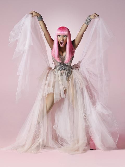terribly haute beauty nicki minaj costume attempt