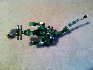 Sharing Biblical LEGO Creations