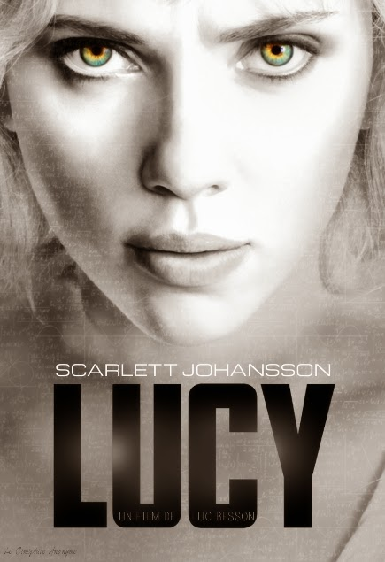 Lucy (2014) movie review by Glen Tripollo