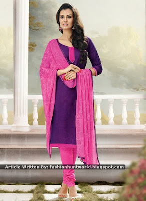 Wear Purple Shaded Shalwar Suits This Season