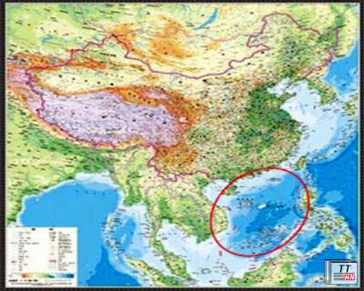 Tấm bản đồ của những con lừa