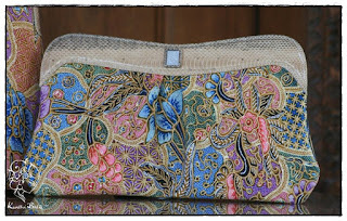 clutch batik sekar jagad
