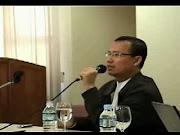 mengisi Seminar di Korea