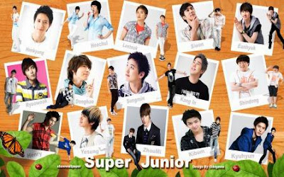 Personil Super Junior