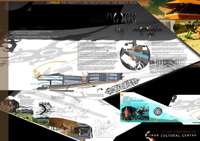 Sheet composition design volvoab for Architectural design concept sheet