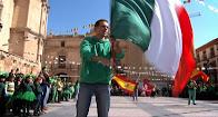 Día de Irlanda en Lorca