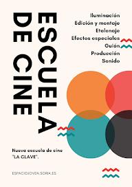 """APÚNTATE A LA ESCUELA DE CINE HACIENDO """"CLICK"""" EN EL SIGUIENTE CARTEL"""