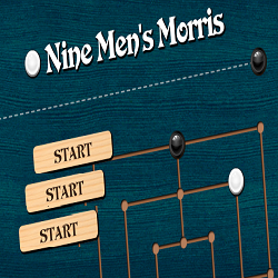 Nine Men's Morris Game