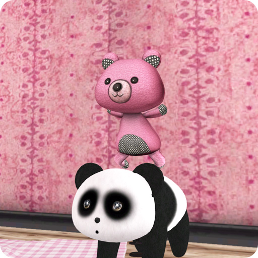 Miamai_TCS_Plushies! Bear Pink