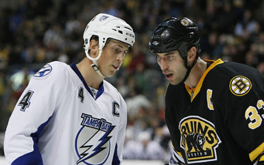 bruins lightning