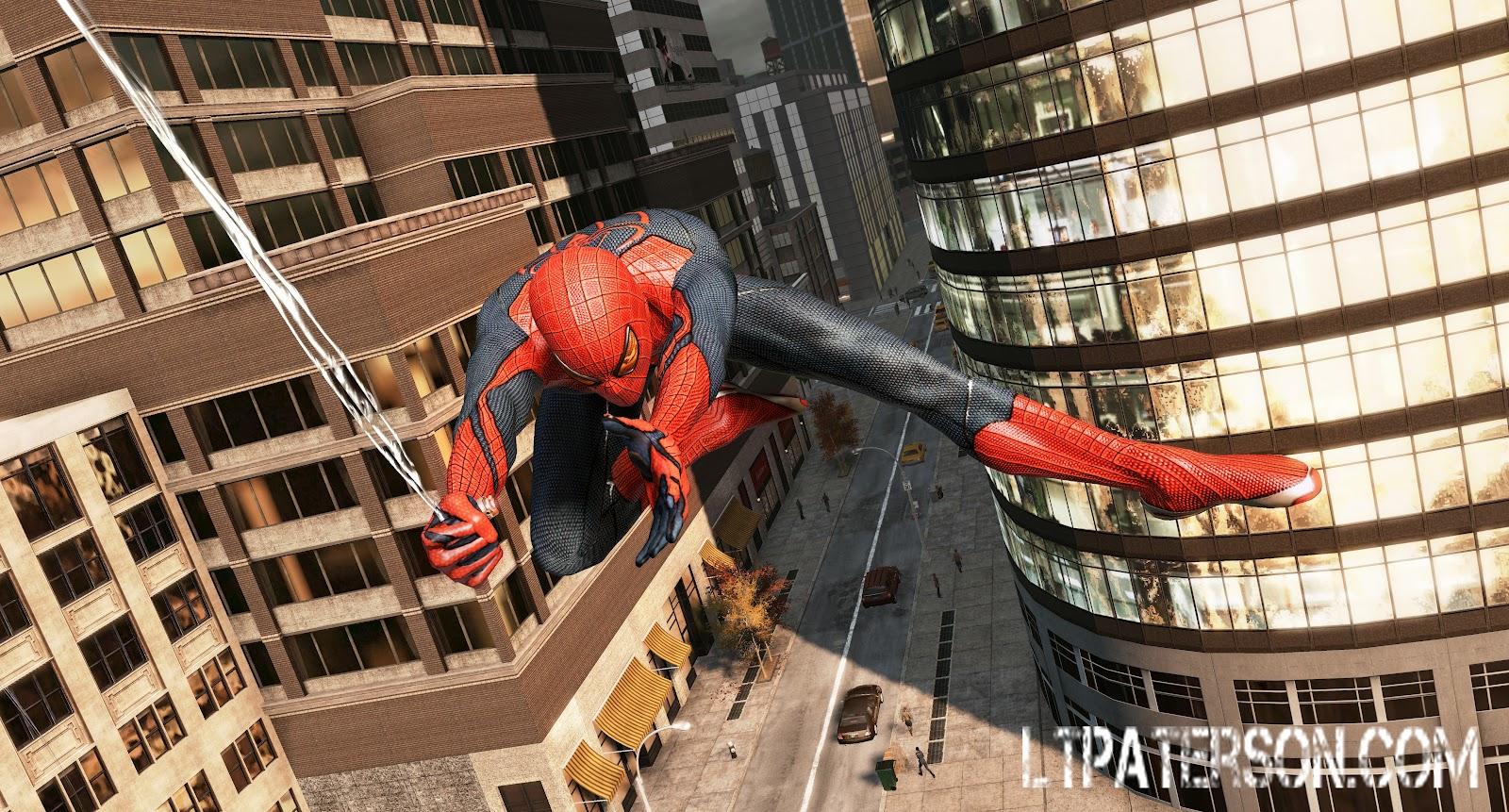 Test the amazing spider man le jeu sur ps3 a accroche - Jeux de spiderman 7 ...