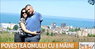 A7 TV: OMUL CU 8 MÂINI - SERGIU NICHESCU