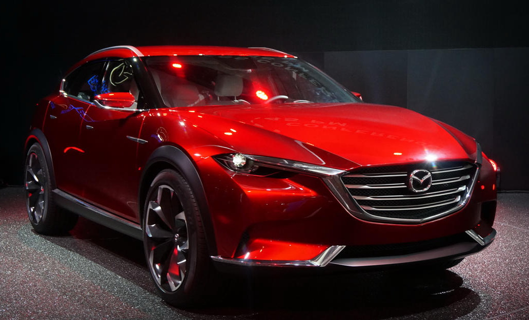 Full car pictures cars new mazda koeru concept for Modern motors used cars