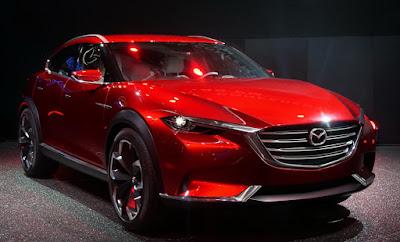 Cars New Mazda Koeru Concept