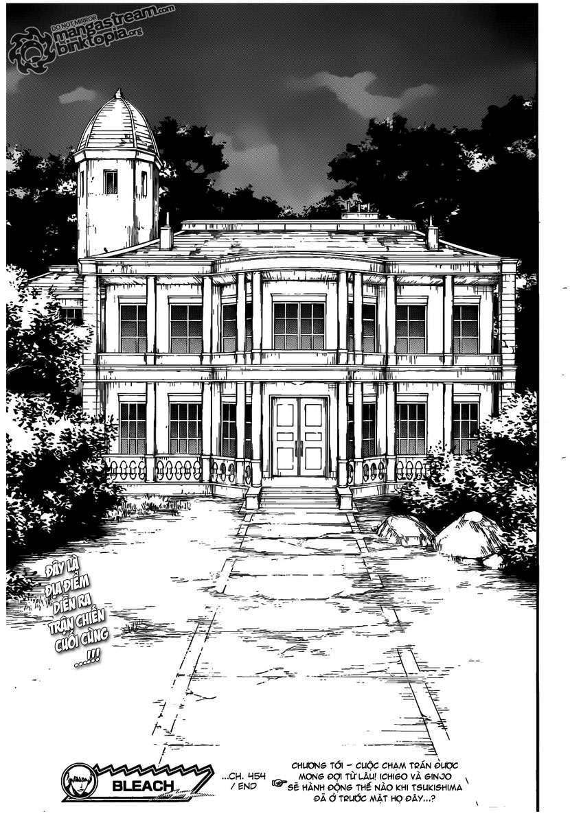 Bleach trang 19