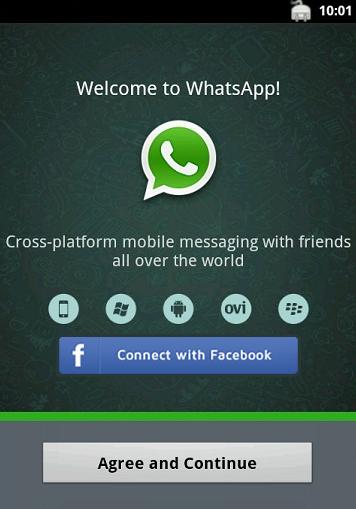What'sApp e Facebook juntos? Será?