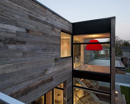 Dise o de casas fachadas de viviendas fotos e ideas de - Diseno casa rustica ...