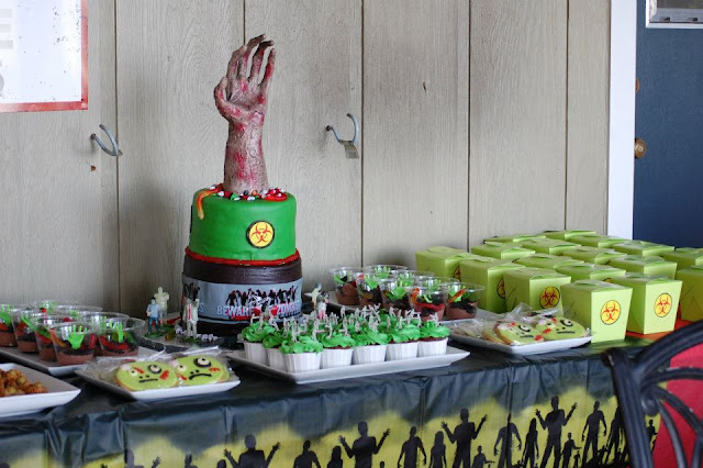 Zombie Party 2012