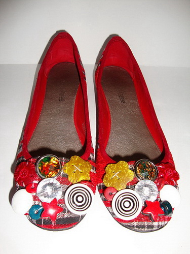 Flat Shoes, Shoes, Stella Mazarini
