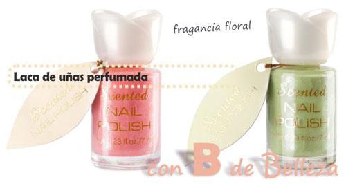 Laca de uñas perfumada
