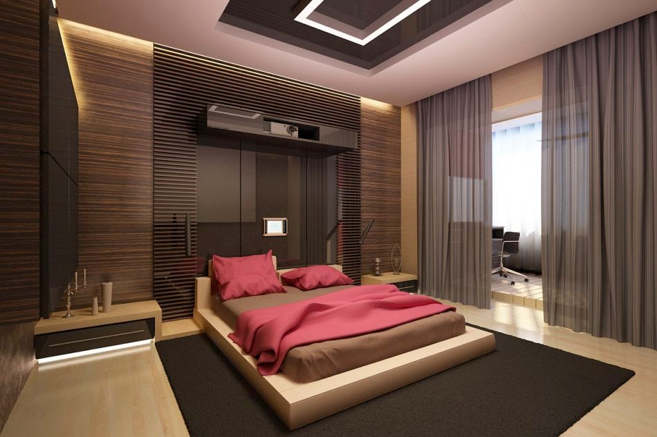 Latest tips for modern style in bedroom. Latest Bedrooms Interior