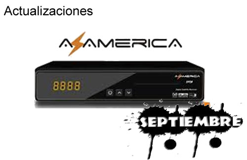 Actualización Azamerica S928 07 Septiembre 2013