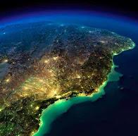 Brasil desde el cielo