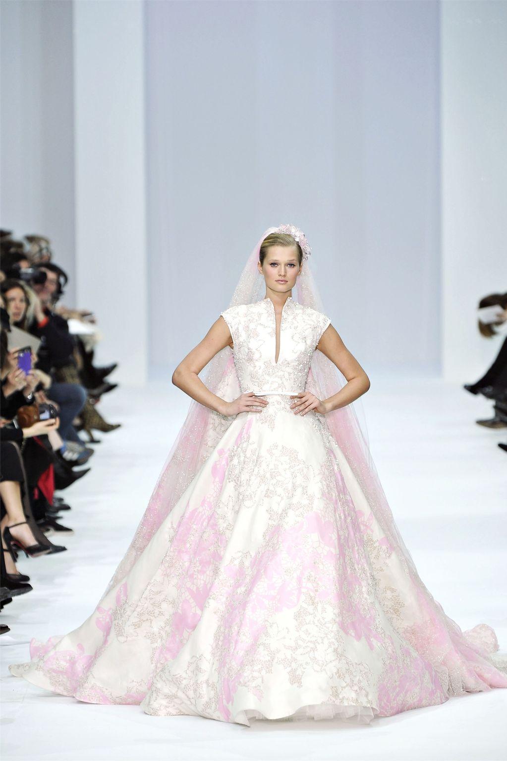 Fine Elie Saab Wedding Dress Prices Embellishment - All Wedding ...